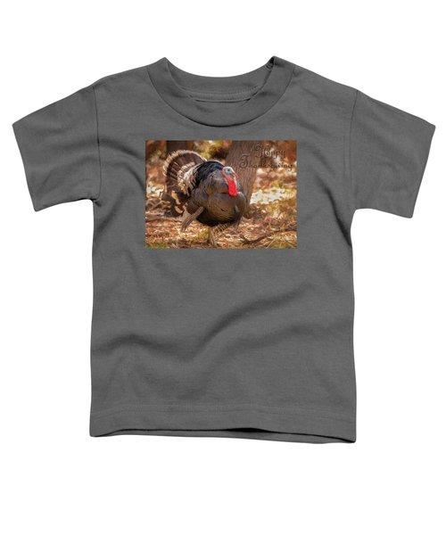 Happy Thanksgiving Toddler T-Shirt