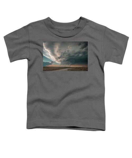 Hay Springs Ne Supercell Toddler T-Shirt