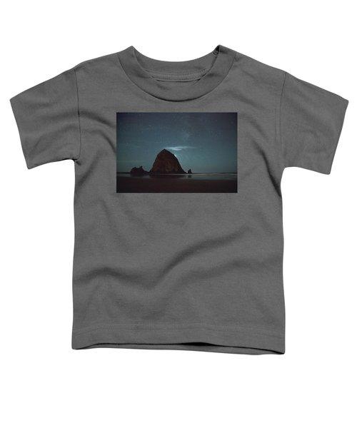 Haystack Under The Stars Toddler T-Shirt