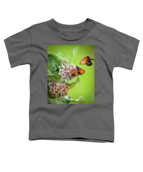 Head Over Heals For Milkweed Toddler T-Shirt