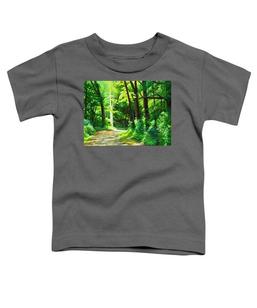 Heaven And Nature Sings Toddler T-Shirt