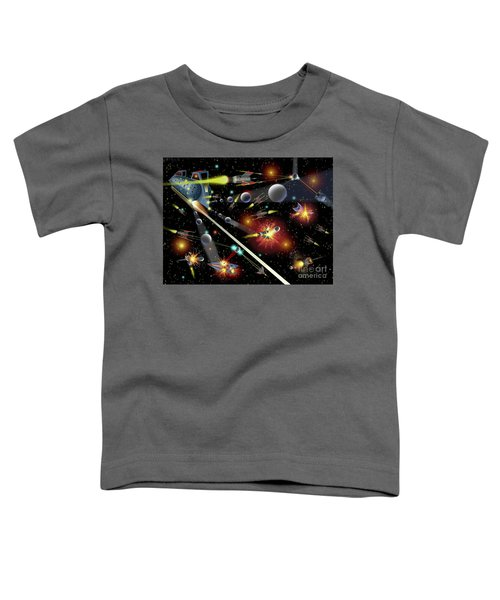Hell In Space Toddler T-Shirt