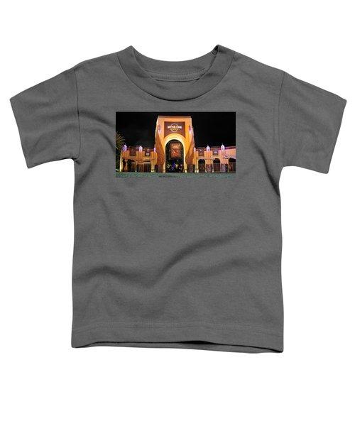 Hhn 22 Orlando Front Gate  Toddler T-Shirt
