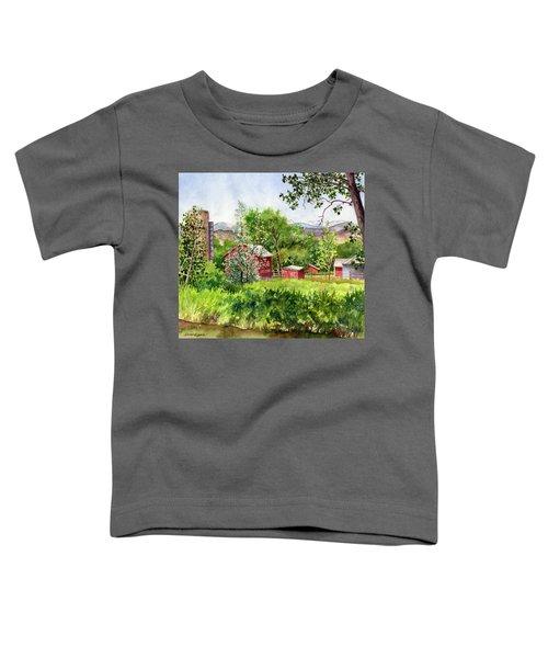 Hidden Farm Toddler T-Shirt