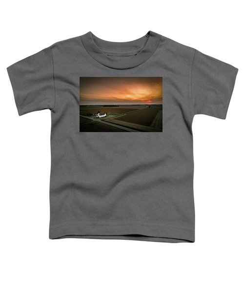 Holy Sunset Toddler T-Shirt