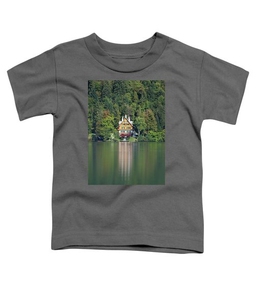 House On The Lake Toddler T-Shirt