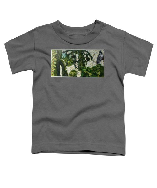 Humanity Waits Toddler T-Shirt