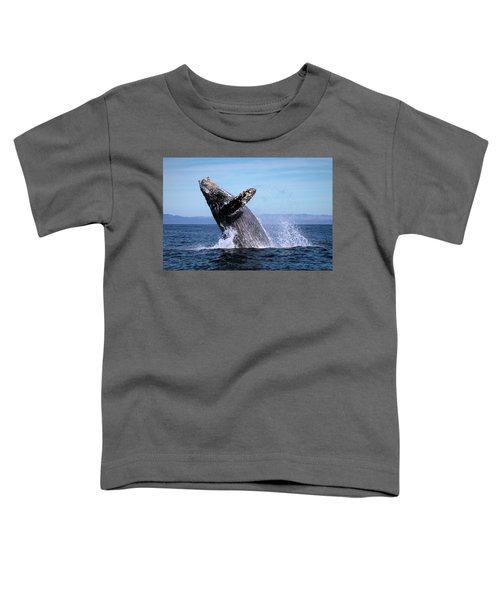 Humpback Breaching - 01 Toddler T-Shirt