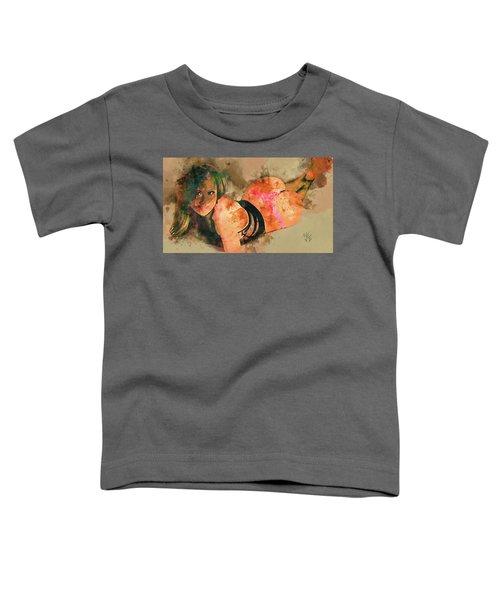 I C U Toddler T-Shirt