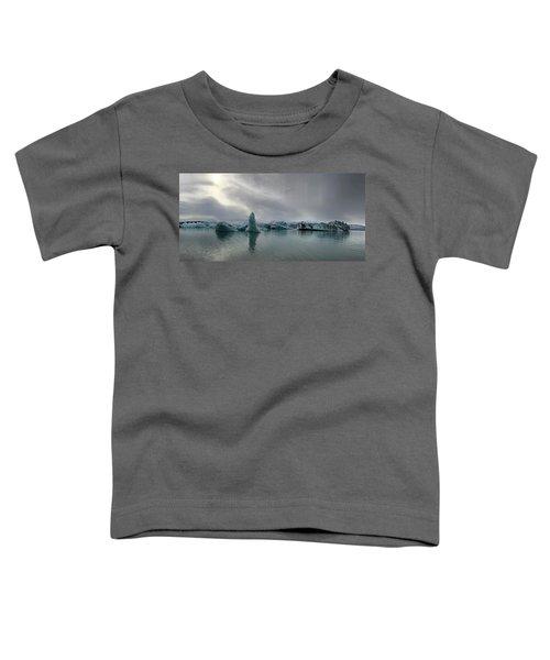 Ice Lagoon Toddler T-Shirt