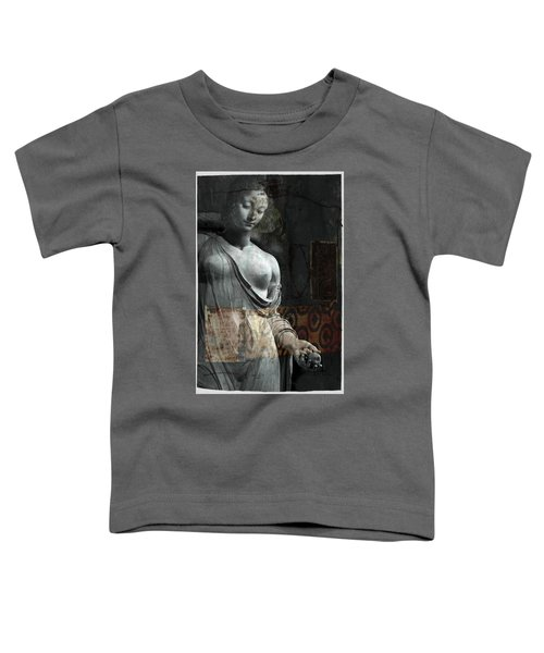 If Not For You - Statue Toddler T-Shirt