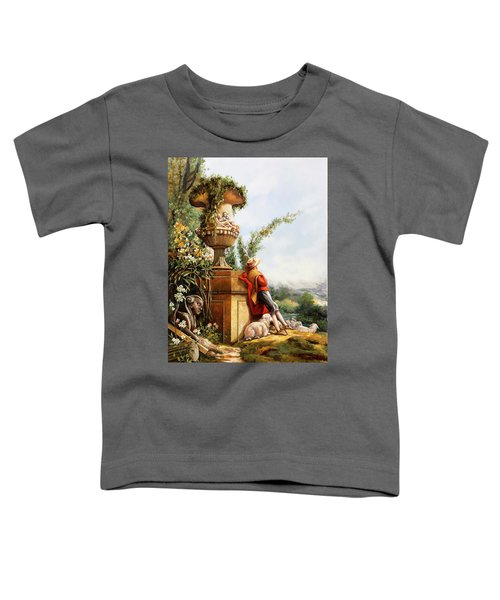 Il Pastore E Le Sue Pecore Toddler T-Shirt