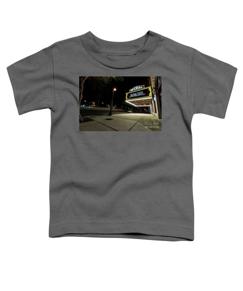 Imperial Theatre Augusta Ga Toddler T-Shirt