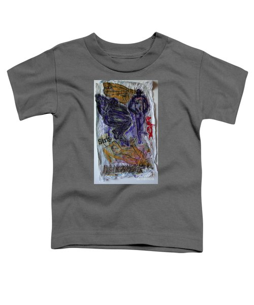 In A Vice Like Grip Of Hate Toddler T-Shirt