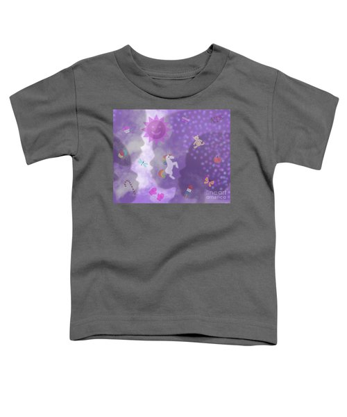 In The Mind Of A Child Toddler T-Shirt