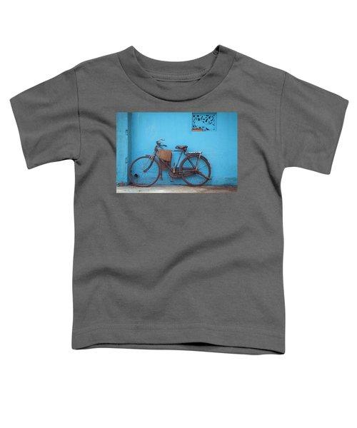 Indian Bike Toddler T-Shirt