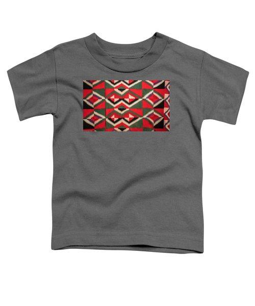 Indian Blanket Toddler T-Shirt