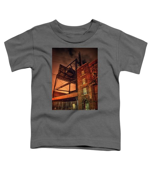 Industrial Sky Toddler T-Shirt