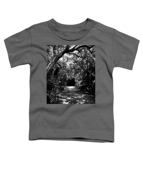 Into The Darkness Toddler T-Shirt