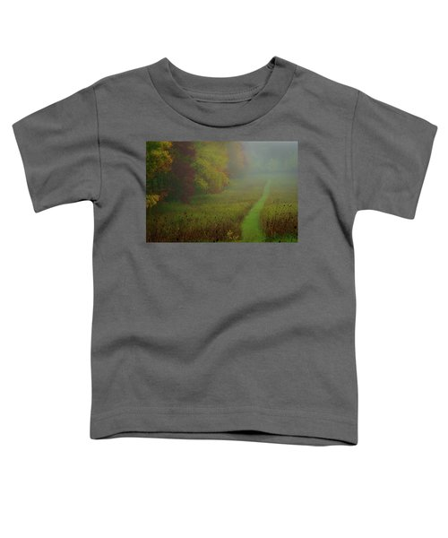 Into The Fog Toddler T-Shirt