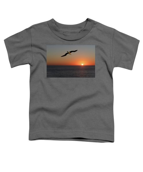 Into The Setting Sun Toddler T-Shirt