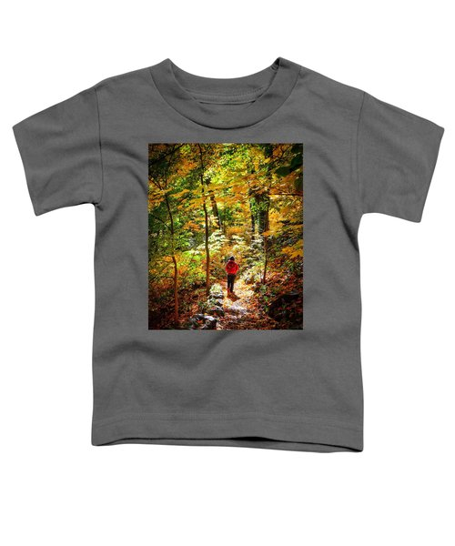 Into The Woods  Toddler T-Shirt