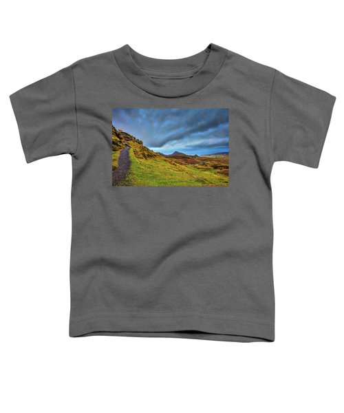 Isle Of Skye Landscape #i1 Toddler T-Shirt