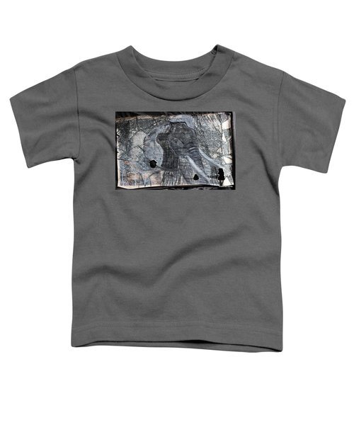 Isn't There Always An Elephant That No One Can See Toddler T-Shirt