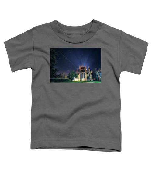 Iss Over Ely Cathedral Toddler T-Shirt