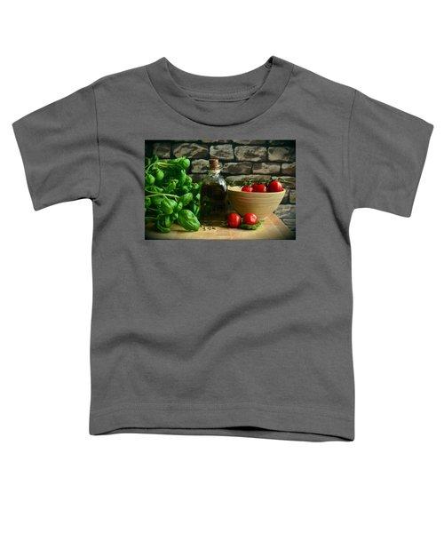 Italian Ingredients Toddler T-Shirt