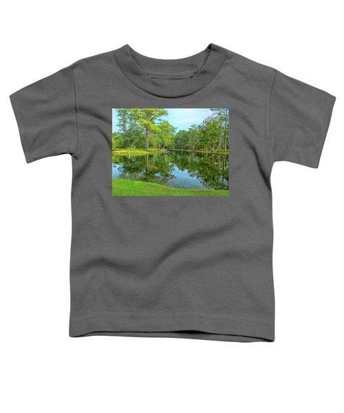 Jessamine Pond Toddler T-Shirt