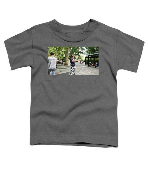 Jing An Park Toddler T-Shirt