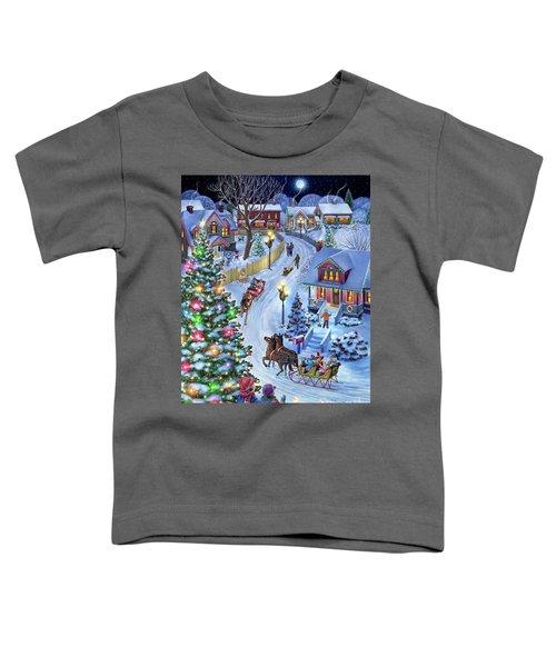 Jingle All The Way Toddler T-Shirt
