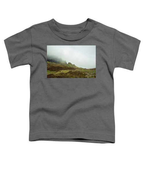 Journey To The Quiraing Toddler T-Shirt