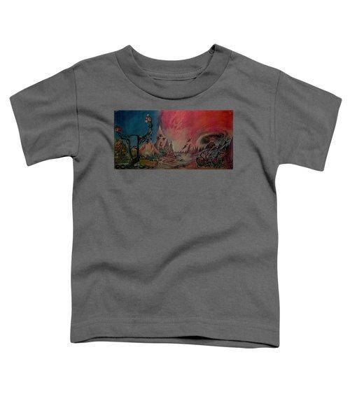 Judy Poster Toddler T-Shirt