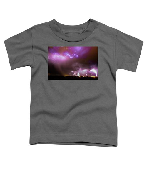 Just A Few Bolts 001 Toddler T-Shirt