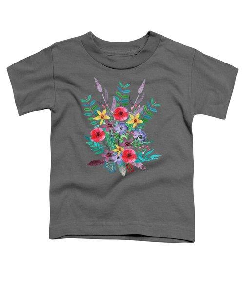 Just Flora II Toddler T-Shirt
