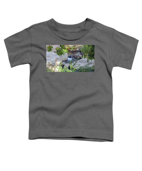 Kaweah River Toddler T-Shirt