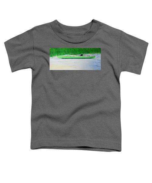 Kayak Essex River Toddler T-Shirt