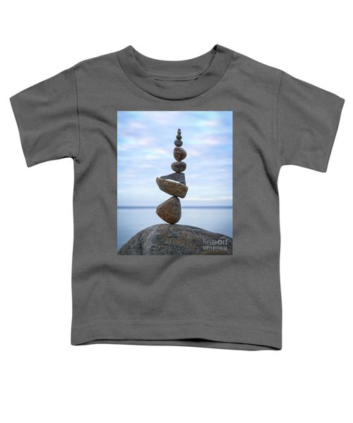 Keep The Balance Toddler T-Shirt