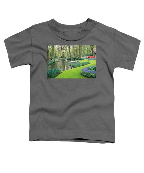 Keukenhof Gardens Toddler T-Shirt