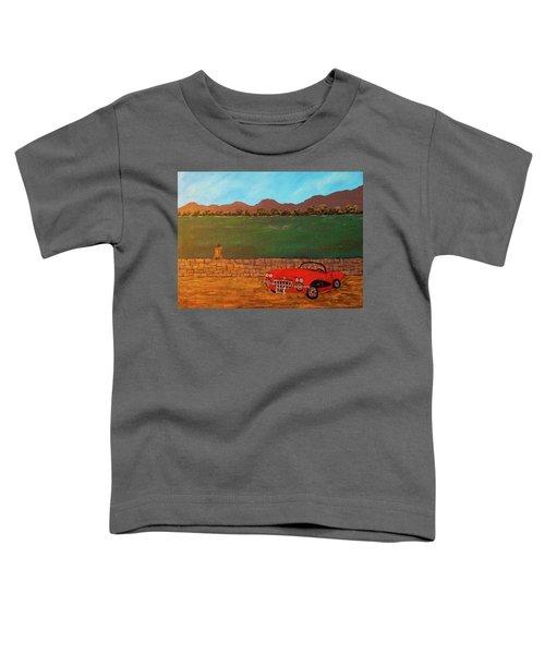Kicks On Route 66 Toddler T-Shirt