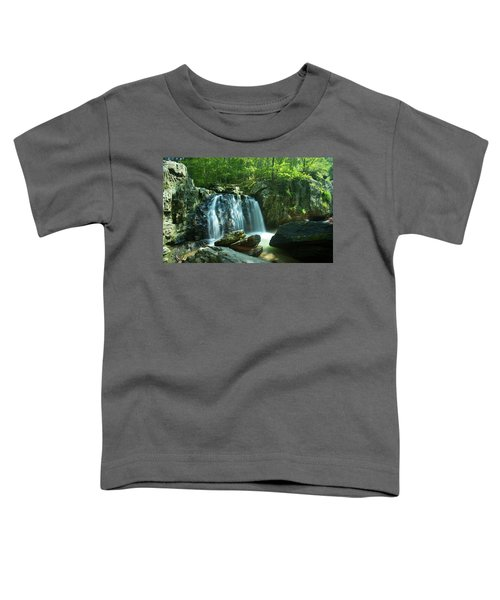 Kilgore Falls In Summer Toddler T-Shirt