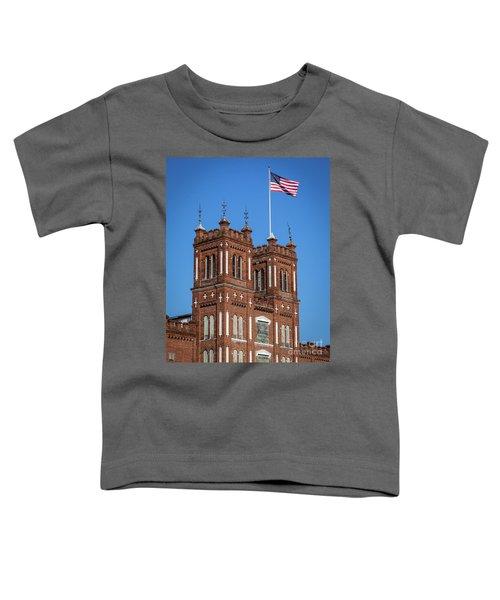King Mill - Augusta Ga 3 Toddler T-Shirt