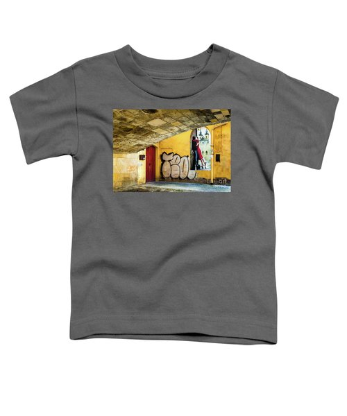 Kissing Under The Bridge Toddler T-Shirt
