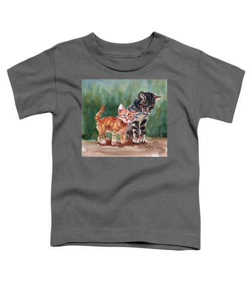 Kittens Toddler T-Shirt