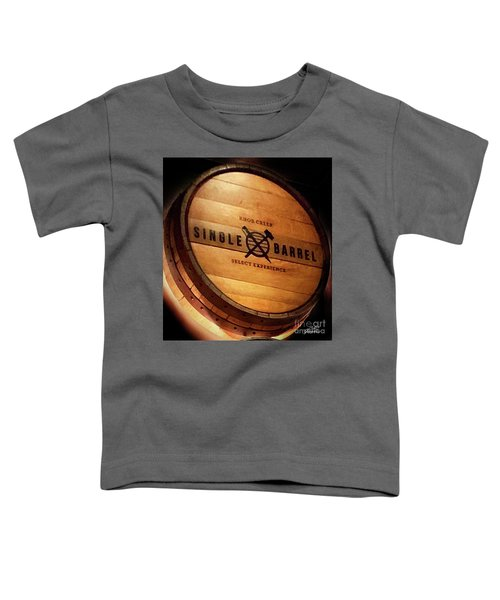 Knob Creek Barrel Toddler T-Shirt