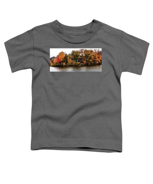 Lake Colors Toddler T-Shirt