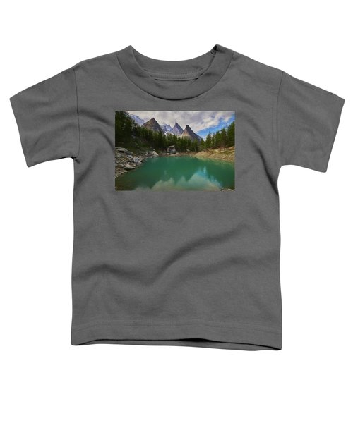 Lake Verde In The Alps II Toddler T-Shirt