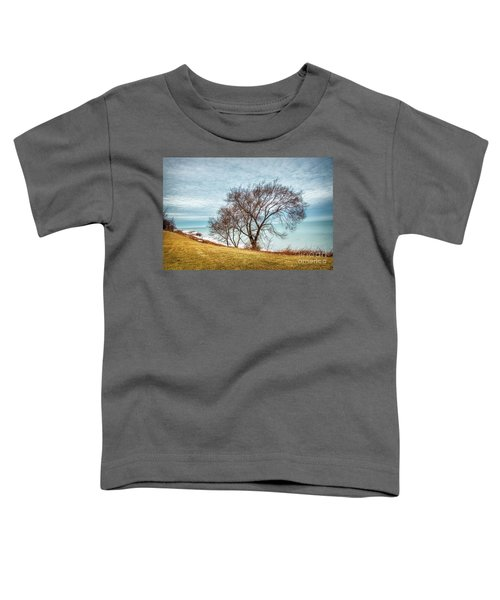 Lakeshore Lonely Tree Toddler T-Shirt